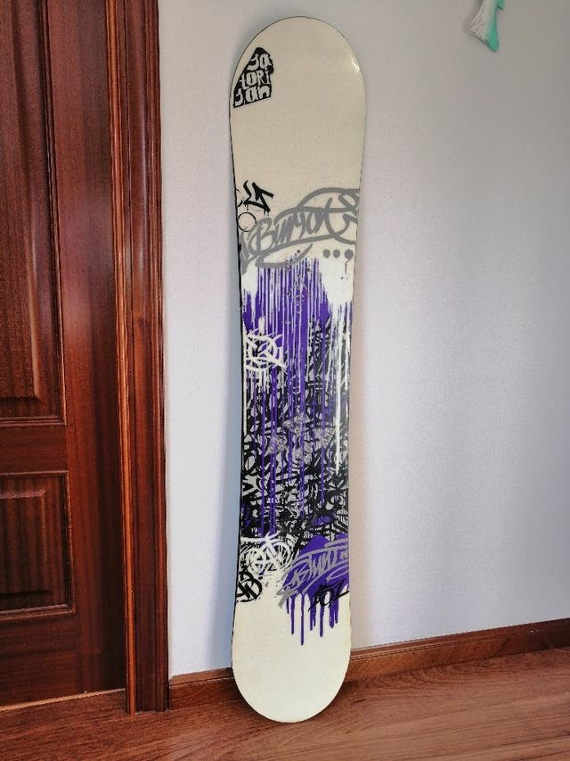 tabla snowboard burton blunt 151