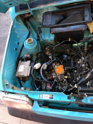 SEAT Marbella 09NCB 1995