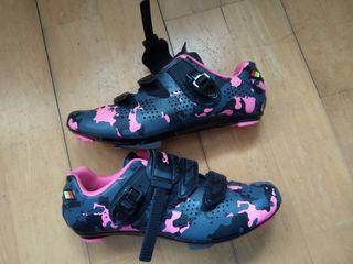OFERTA zapatos botas ciclismo
