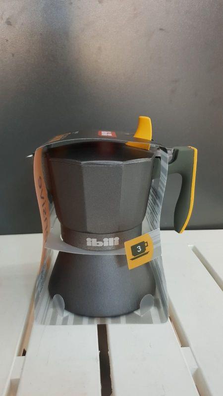 cafetera induccion ibili 3 tazas