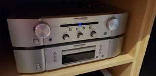 amplificador y reproductor cd MARANTZ