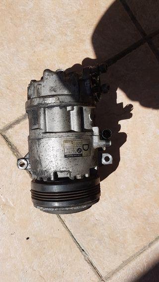 Compresor aire acondicionado bmw e46 320d