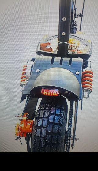 SUPER PATINETE ELECTRICO ROBUSTO 1200 W