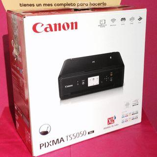 IMPRESORA CANON PIXMA TS5050 WIFI
