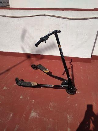 patinete de 3 ruedas (Fliker 3)