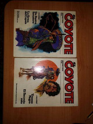 El Coyote. Ediciones Forum