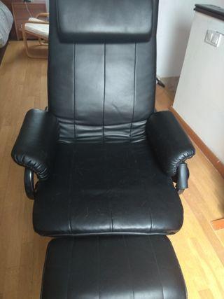 sillón de masaje lumbar y multifuncion