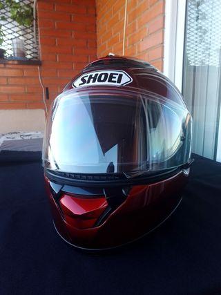 Casco moto Shoei talla S