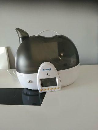humidificador ionizador electrónico