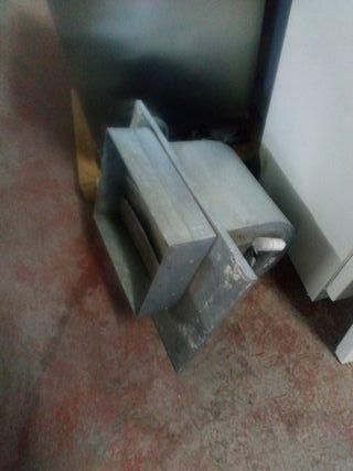 campana industrial inox 1metro
