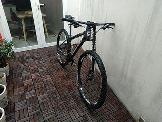 bicicleta cannondale fsi 29 carbon