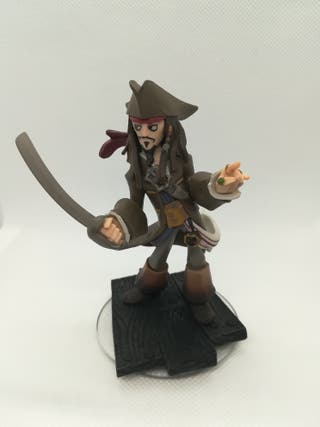 Disney infinity Capitán Jack Sparrow