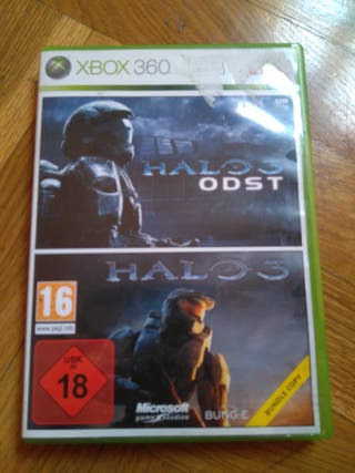 Halo 3 y Halo 3: ODST