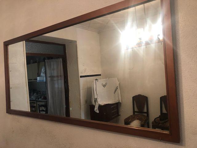 Espejo comedor salón de segunda mano por 50 € en Molina de Segura en ...
