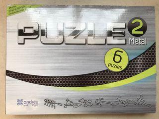 Puzle metal 2