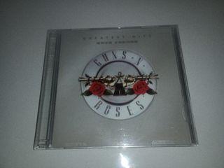 Cd Guns and roses(edicion japon-doble cd)