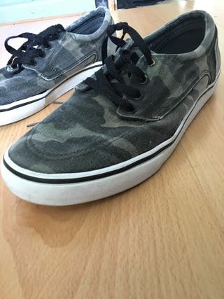 Zapatos Pull and Bear