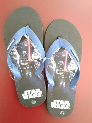 Chanclas Star Wars