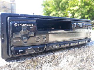 Radio cassette coche Pioneer