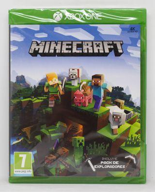 Minecraft XBOX One PAL España nuevo