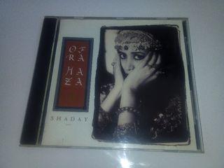 Primer cd de Ofra haza-shaday
