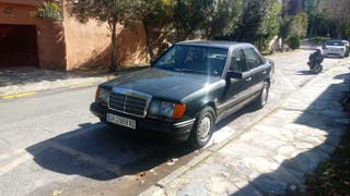 Mercedes-Benz Clase E 1988