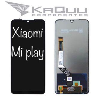 Xiaomi mi play reparar pantalla