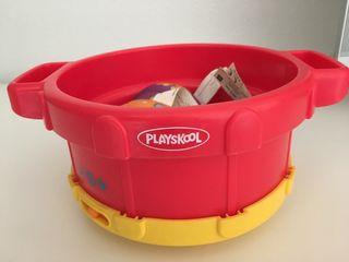 Tambor musical Playskool