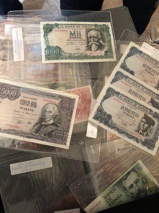 Monedas españolas antes del euro
