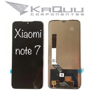 Xiaomi note 7 reparar pantalla xiaomi