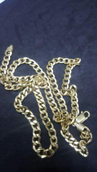 1776b5ab2ba1 Cadena de Oro de segunda mano en Móstoles en WALLAPOP