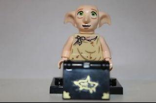 Harry Potter Dobby figura PRECINTADA