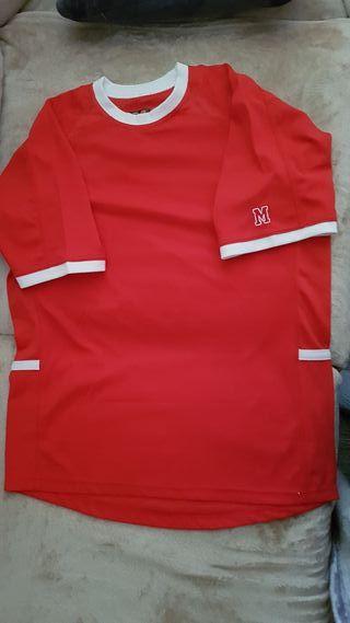camiseta adulto talla L