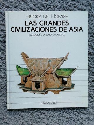HISTORIA DEL HOMBRE. GRANDES CIVILIZACIONES ASIA.