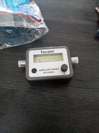 Localizador de satelite Tecatel