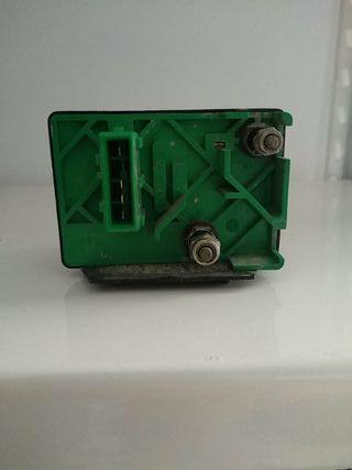 Caja de calentadores Peugeot