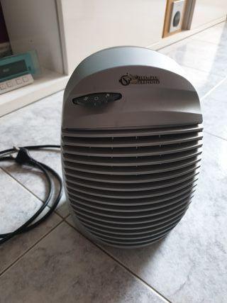calefactor para baño