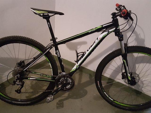 Bicicleta MERIDA BIG NINE 40