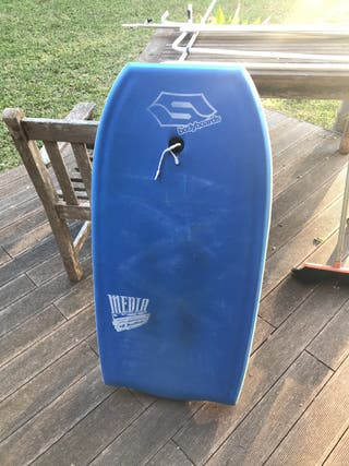 Tabla de bodyboard sniper