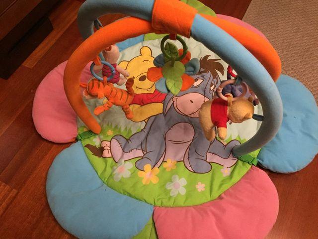 Manta de actividades Disney baby