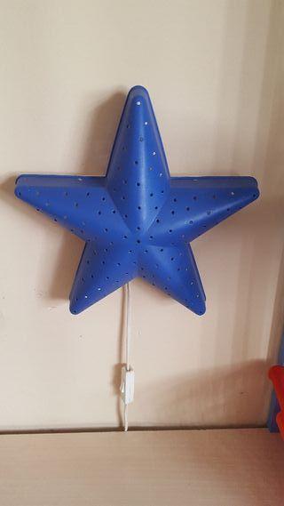 estrella iluminacion IKEA