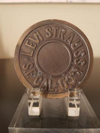 Medalla Levi Strauss & Co. SF. CAL.