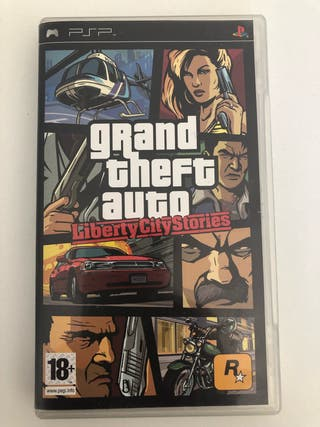 Grand Theft Auto Liberty City Sony PSP