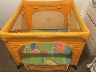 Parque infantil box Chicco