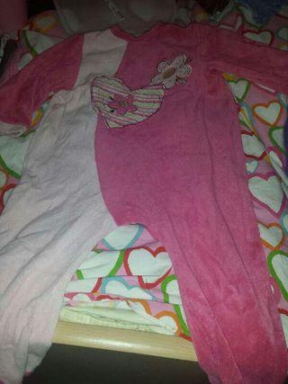 Pijama talla 3