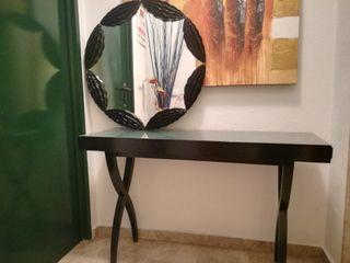 recibidor y espejo de calidad