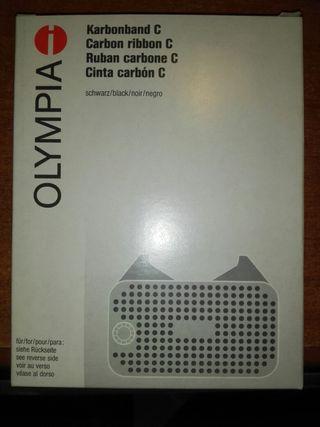 CINTA CARBON C NEGRO OLYMPIA