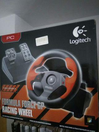 volante para ordenador