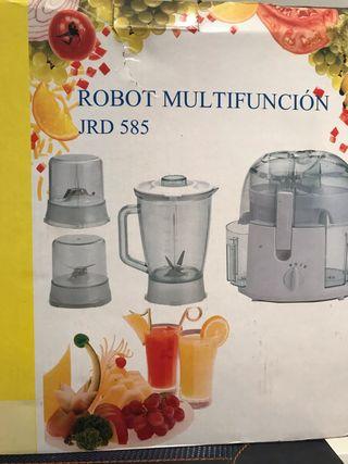 Robot multifuncion de cocina