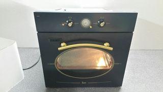 horno rústico Teka